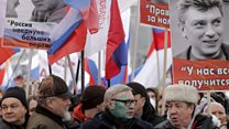 'It was a tragedy for Russian freedom'