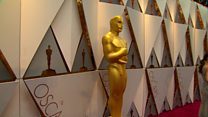 Oscars red carpet rolled out and ready