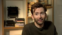 Tennant: 'RD Laing fascinates me'