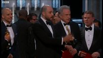 Salah sebut peraih film terbaik Oscar 2017
