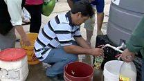Casi un millón y medio de hogares se quedaron sin agua potable en Santiago de Chile por inusuales lluvias