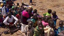 दक्षिण सूडान में अकाल