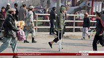 د افغان معلولینو ستونزې