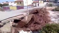 Chile mudslides cut off water to millions