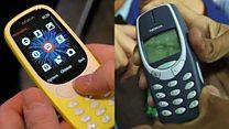 Así es la nueva versión del clásico teléfono Nokia 3310