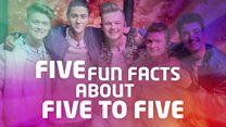 Five fun facts about Five to Five