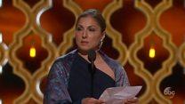 'فروشنده'، ساخته اصغر فرهادی، جایزه بهترین فیلم خارجی را برد