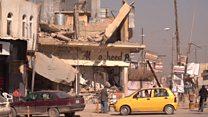 گزارش بی بی سی فارسی از زندگی در شرق موصل؛ پس از دو سال و نیم سلطه داعش
