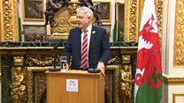 Lansio wythnos Cymru yn Llundain
