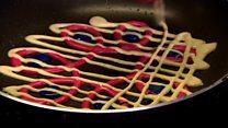 The art of pancake art