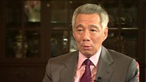 Singapore PM fears US-China choice
