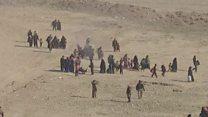 """نحو 750 ألف شخص غرب الموصل """"يعانون ظروفا إنسانية صعبة للغاية"""""""