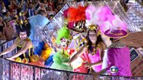 Rio carnival suffers second float accident