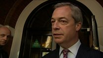 MP 'tried to undermine' UKIP - Farage