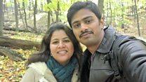 அமெரிக்க இந்தியர் கொலை: மனைவியின் அச்சம் நிஜமானதா?