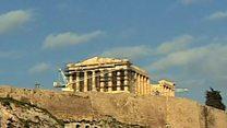 ग्रीस में सरकारी ख़र्चों में और कटौतियों के आसार