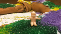 What's in the king cake? A New Orleans challenge