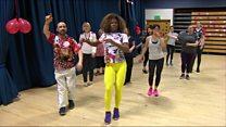 Легко ли танцевать самбу? Проверяет наш корреспондент