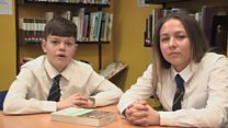 'Keep the peace' - Kids on Northern Ireland election