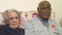Manchester couple celebrate their 73rd wedding anniversary
