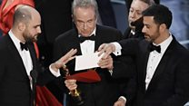 Oscars stage manager: 'Accountants need to pay attention'