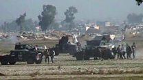 القوات العراقية تستعيد السيطرة على طريق رئيسي بين الموصل وتلعفر