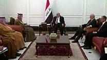 الجبير في بغداد... الأسباب والدلالات