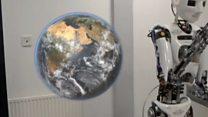 Планета Земля у доповненій реальності