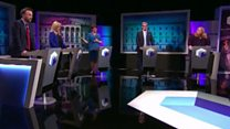 Key moments from the leaders' debate