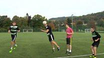 ဘောလုံးကစားခြင်းနဲ့ ဒီမန်းရှားရောဂါ