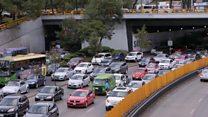 Asya'nın trafiği en sıkışık şehri hangisi?