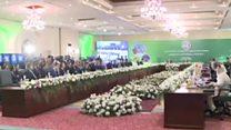 نشست سازمان همکاری اقتصادی در پاکستان.