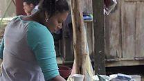 কলম্বিয়ায় শান্তি চুক্তির পর বাড়ছে নারীদের গর্ভধারণ