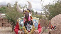 Карнавал дьявола в Аргентине: никаких женщин