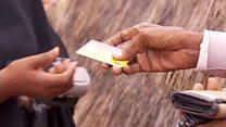 ماذا يحدث عندما تقدم المساعدات على شكل أموال نقدية؟