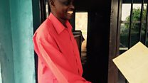 Ikiganiro umuririmvyi wa kera w'Umurundi, Ciza Sylvestre, yagiranye na BBC