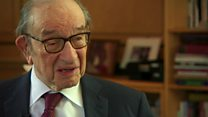 Greenspan: Trump populism 'a cry of pain'