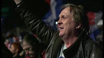 近づく仏大統領選 極右FNルペン候補の支持者たち