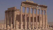ماذا يحصل في مدينة تدمر السورية؟
