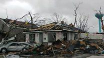 Торнадо на Среднем Западе США: есть жертвы и разрушения