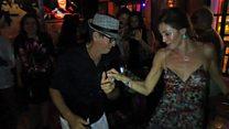 """El colombiano con el que """"todas las mujeres quieren bailar"""""""