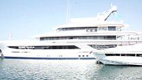 دبي: أحدث القوارب في معرض عالمي