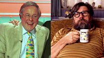 Ricky Tomlinson claims 'Countdown's' Richard was a spy
