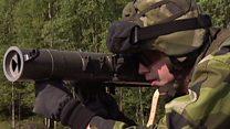 ТВ-новости: Почему Швеция возвращает военный призыв