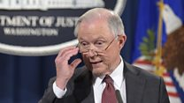 Sessions: I have recused myself