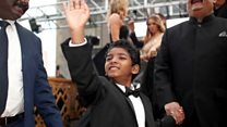 Why's this 8-year-old stolen Hollywood's heart?