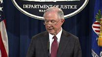 واشنطن: قادة الحزب الديمقراطي يدعون المدعي العام للاستقالة