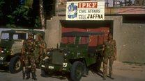श्रीलंका में भारतीय फ़ौज की दास्तां