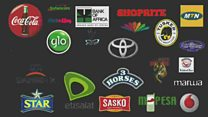 Which are Africa's favourite brands?