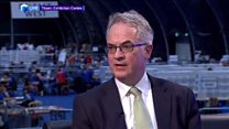Alex Attwood, SDLP, talks about losing his Belfast West seat
